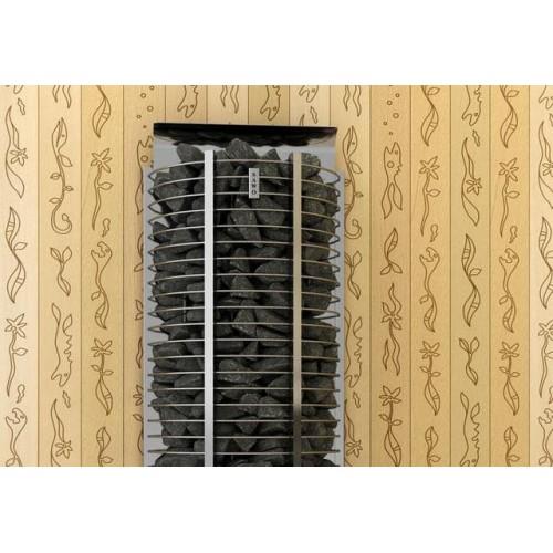 Печь для бани SAWO Tower Premium Пристенная 12 кВт выносной блок для бани и сауны