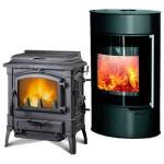 Дровяные печи камины для дома или дачи длительного горения