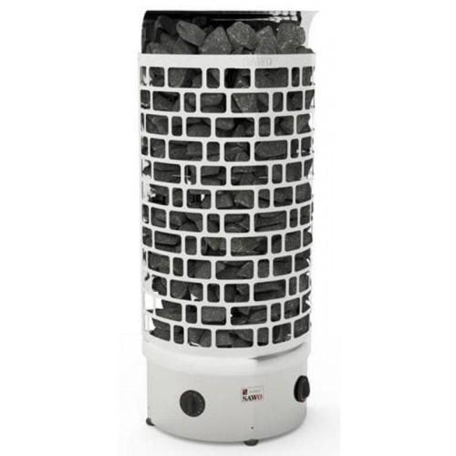 Печь для бани SAWO Aries Пристенная 6 кВт встроенный блок для бани и сауны