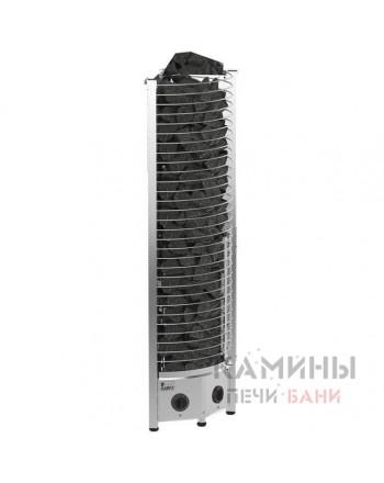 Печь для бани SAWO Tower Premium Круглая 3,5 кВт встроенный блок
