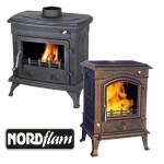 Печи-камины NORDflam для дома