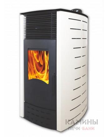 Пеллетный камин BURNiT Comfort Plus 10 кВт