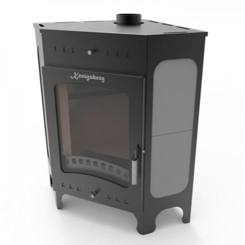 Дровяной печь-камин Kenigsberg 9X