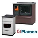 Отопительно-варочные печи для кухни Plamen