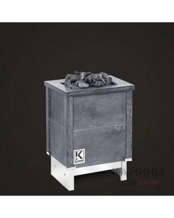 Электрическая печь KARINA Quadro 7,5 Талькохлорит