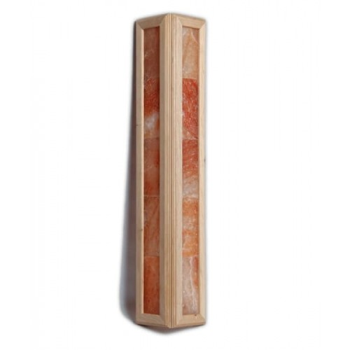 Абажур угловой на 10 плиток соли вертикальный