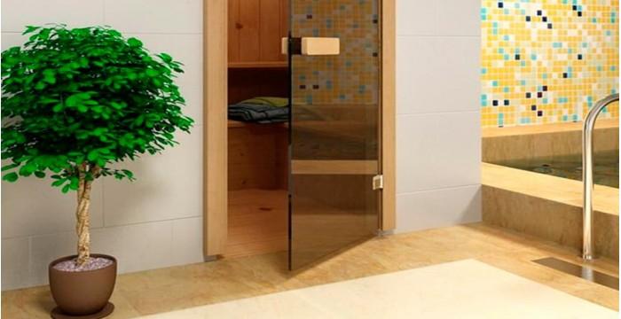 Поступление в продажу новых дверей для бань, саун и ванных комнат