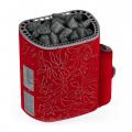 Электрическая печь  SAWO DRAGONFIRE, Scandifire 4,5 кВт для бани и сауны