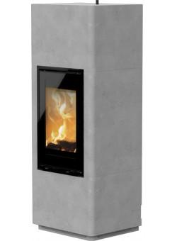 Печь-камин Lotus Beto 700 - Magic door