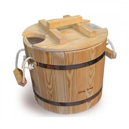 Запарник для бани Citywood 20 литров нержавейка