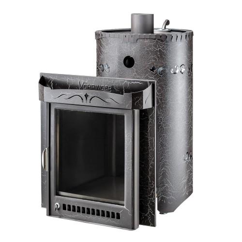 Печь для бани Ферингер Оптима ПФ до 28 м3 в кожухе стандарт