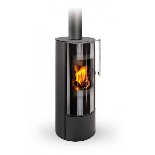 Печь-камин стальная IRUN N03 металл