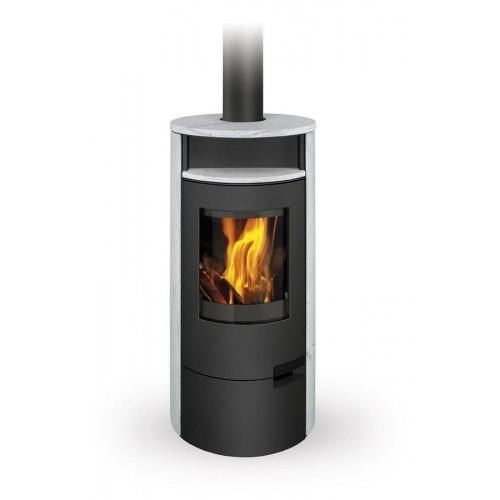 Печь-камин стальная LUGO N02