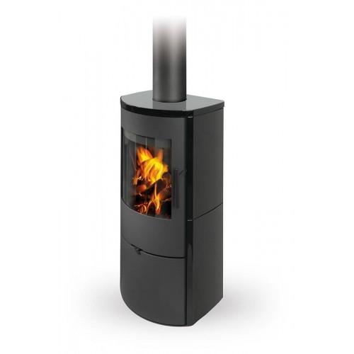 Печь-камин стальная Alpera G01 керамика