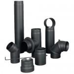 Черные дымоходы и трубы из низколегированной стали