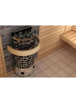 Печь для бани SAWO Aries Пристенная 12 кВт встроенный блок