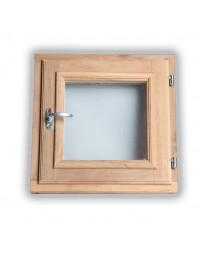 Окно классическое для бани