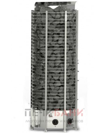 Печь для бани SAWO Tower Premium Пристенная 8 кВт встроенный блок