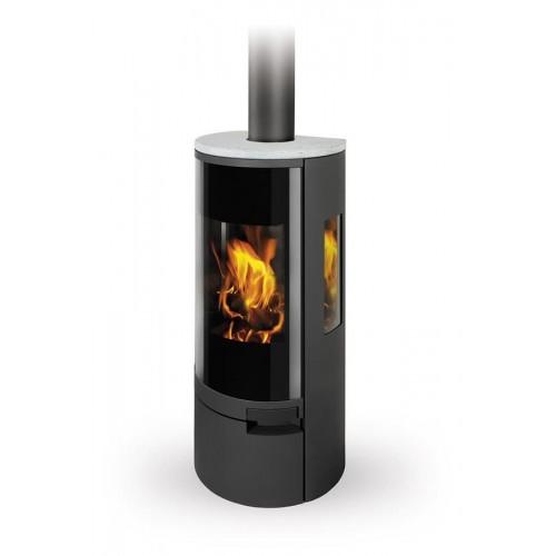 Печь-камин стальная Belo 3S 02