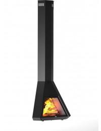 Пристенный подвесной камин PRISM COMFORT