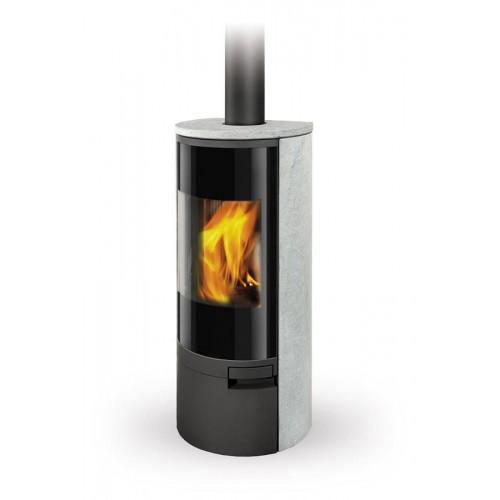 Печь-камин стальная Belorado 02