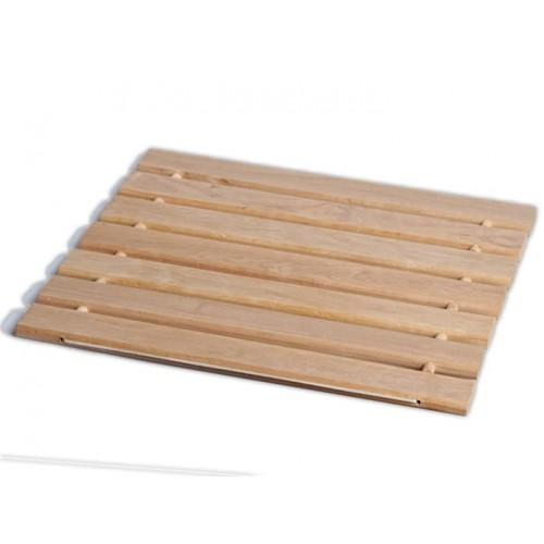 Короткий коврик-сидушка для бани