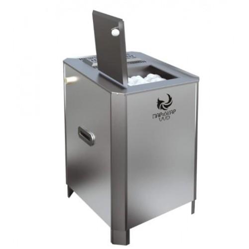 Электрическая паротермальная печь «ПАРиЖАР» 4,25 кВт (220 - 380 В) для сауны и бани