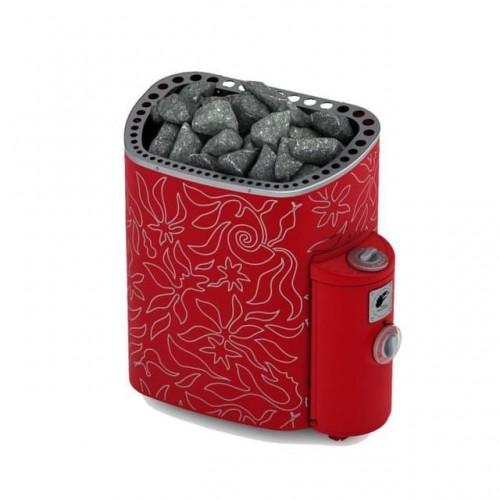 Электрическая печь  SAWO DRAGONFIRE, Minidragon 3,6 кВт для бани и сауны