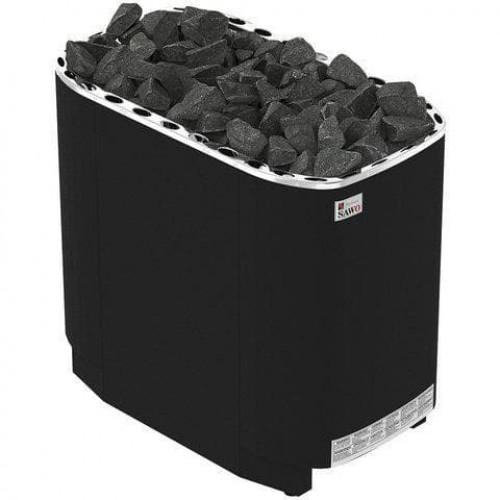 Печь для бани SAWO Super Savonia V12 Premium 24 кВт black для бани и сауны