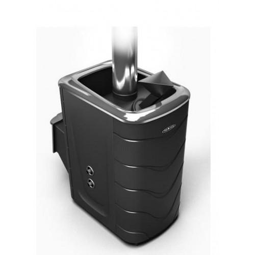 Дровяная печь для бани Термофор Гейзер 2014 Carbon, Inox