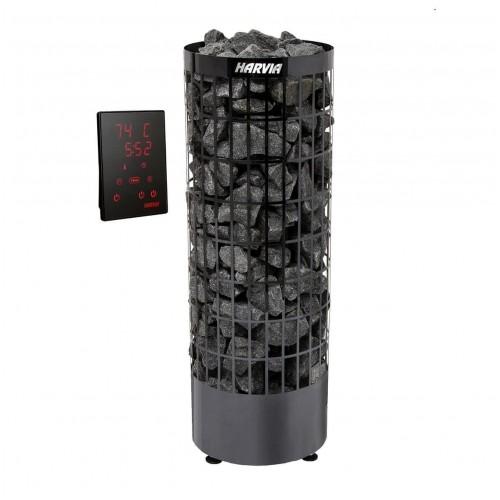 Электрическая печь для сауны Harvia Cilindro PC90XE с пультом для сауны