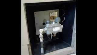 Отзыв на газовую банную печь