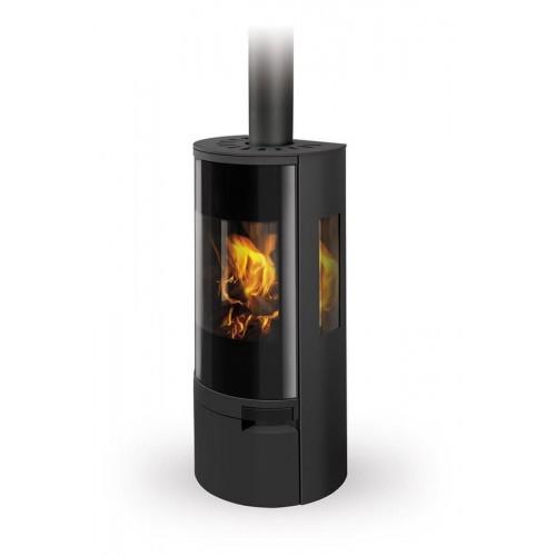Печь-камин стальная Belo 3S 03