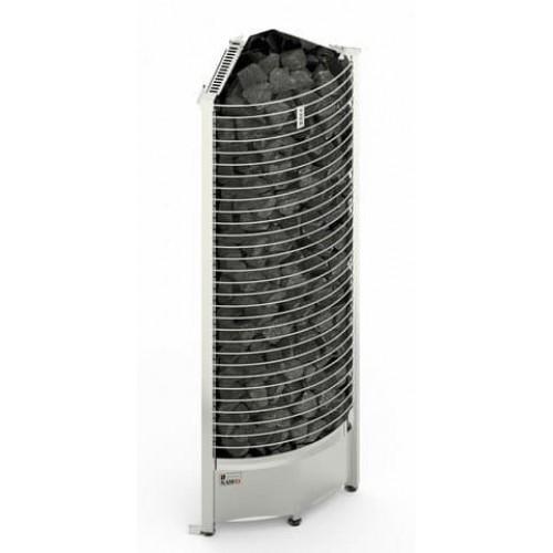 Печь для бани SAWO Tower Premium Угловая 8 кВт выносной блок для бани и сауны