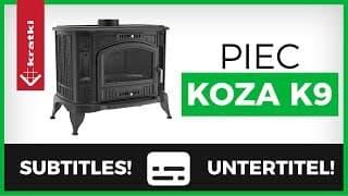 Kratki KOZA K9