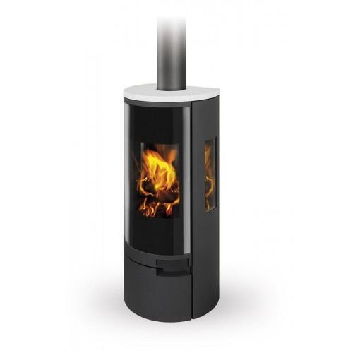 Печь-камин стальная Belo 3S 01