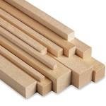 Бруски и деревянные рейки