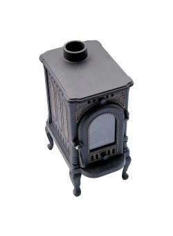 "Чугунный печь-камин ""Сибирь-6"""