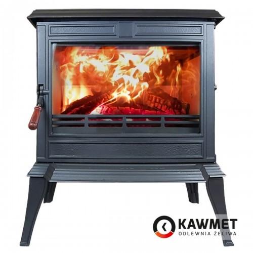 Чугунная печь KAWMET Premium S12 - 12,3 кВт