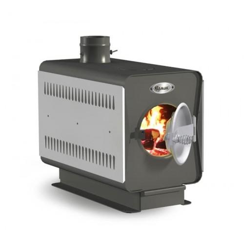 Печь садовая Ермак 150-ОВ воздухогрейная