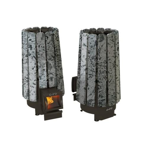 Печь для бани Grill'D Cometa 180 Vega Long Stone