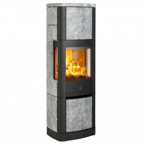 Стальная печь-камин Scan 65-7 (Дания)
