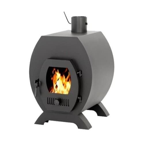 """Отопительная печь для дома """"УЮТ 150 С"""" из стали"""
